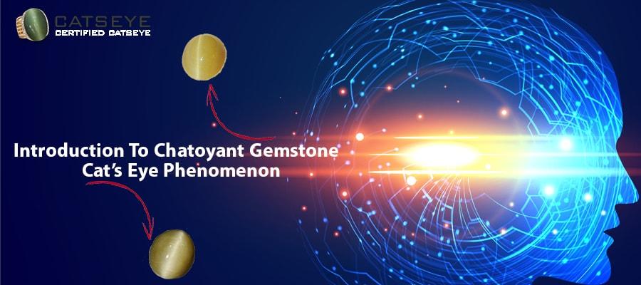 Chatoyant Gemstone – Cat's Eye Phenomenon