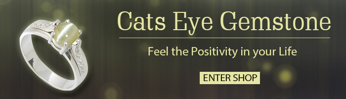 Cat's Eye Gemstone (Lehsunia Stone)