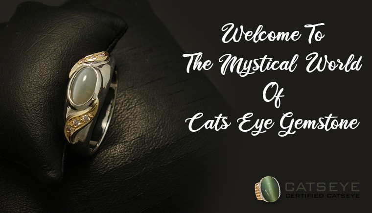 Welcome To The Mystical World Of Cat S Eye Gemstone