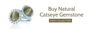 Cat's eye stone
