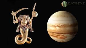 Ketu Jupiter planet
