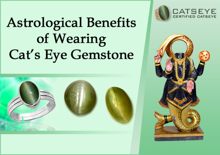 Astrological Benefits of Wearing Cat's Eye Gemstone
