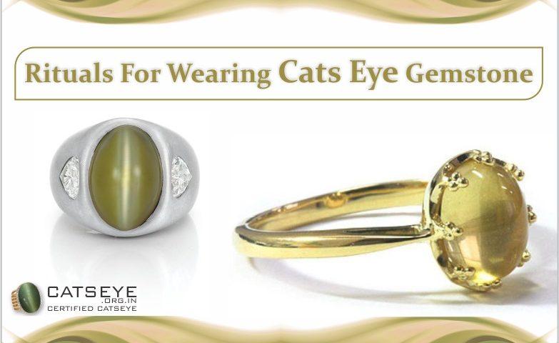 Cats eye | Rituals for wearing Cats eye (Lahsuniya) gemstone